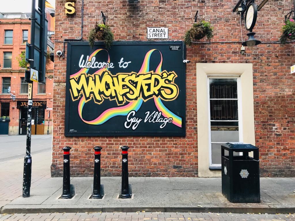 Gay Village de Manchester